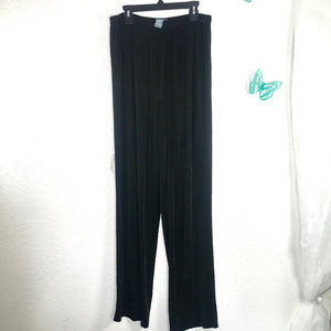 Koret Size Med black pull on lounge/travel pants